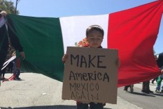 mexico-flag-trump-rally